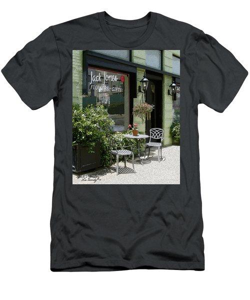 Jack's Java Men's T-Shirt (Athletic Fit)