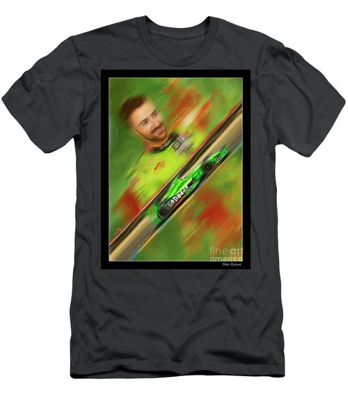 James Hinchcliffe Men's T-Shirt (Athletic Fit)