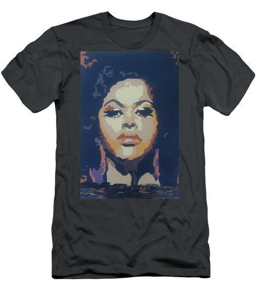 Jill Scott Men's T-Shirt (Athletic Fit)