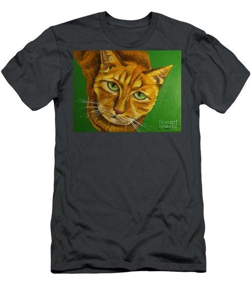 Jing Jing - Cat Men's T-Shirt (Athletic Fit)