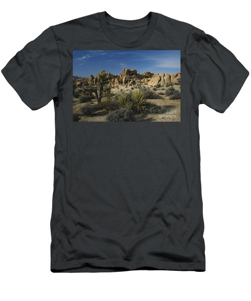 Joshua Tree National Park Men's T-Shirt (Athletic Fit)