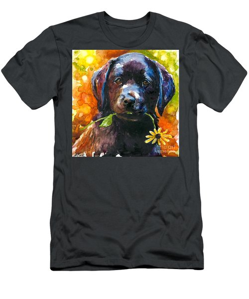 Just Picked Men's T-Shirt (Slim Fit) by Molly Poole