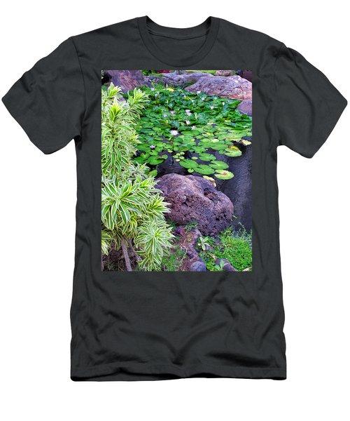 Kaanapali 8 Men's T-Shirt (Slim Fit) by Dawn Eshelman