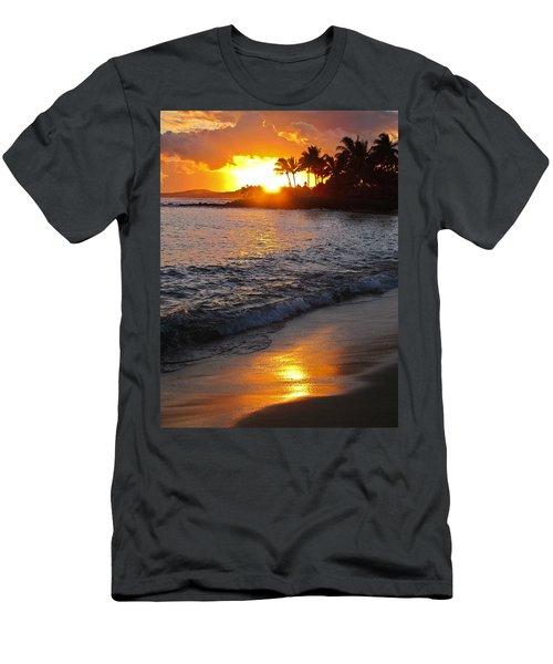 Kauai Sunset Men's T-Shirt (Athletic Fit)