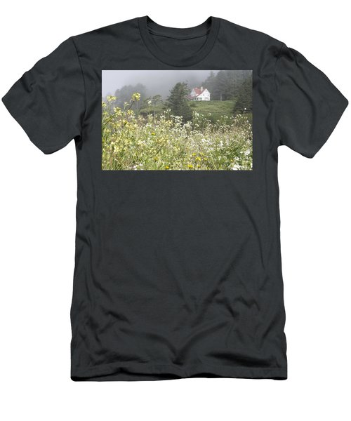 Keepers House Men's T-Shirt (Athletic Fit)