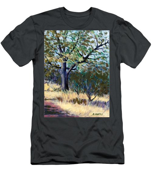Kelly Ridge Trail Men's T-Shirt (Athletic Fit)