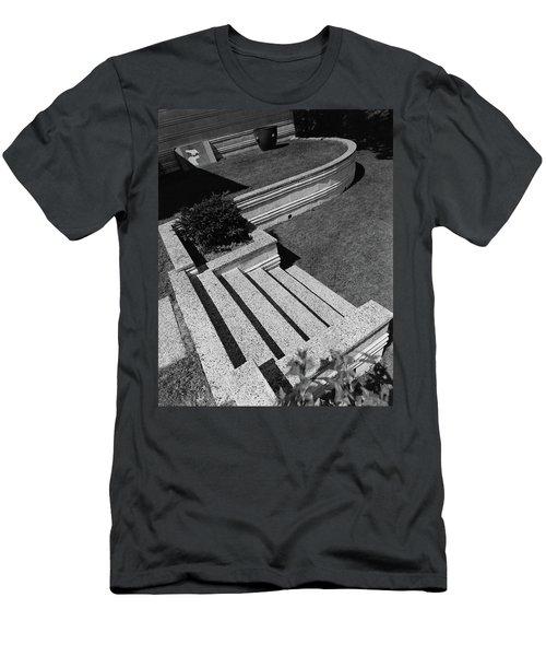 Kenneth Kassler's Garden Men's T-Shirt (Athletic Fit)
