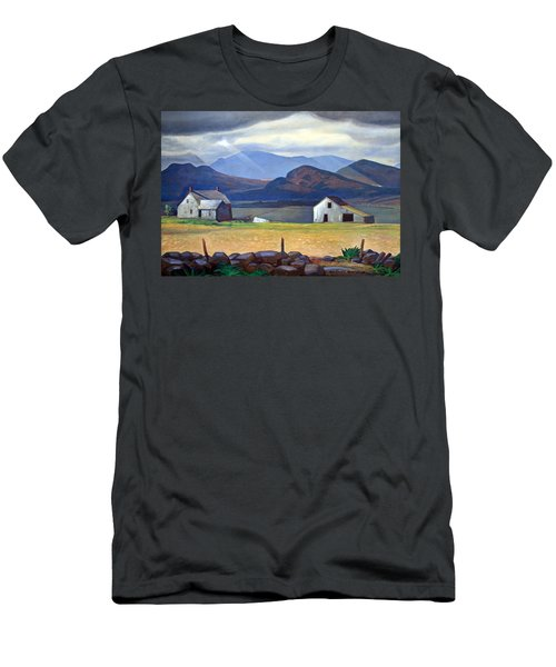 Kent's Adirondacks Men's T-Shirt (Slim Fit)