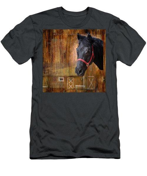 Kentucky Derby Winners Men's T-Shirt (Athletic Fit)