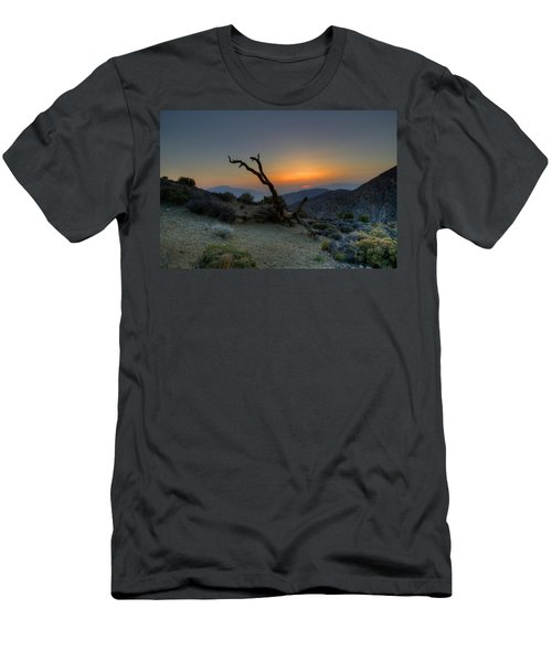 Keys View Sunset Men's T-Shirt (Athletic Fit)