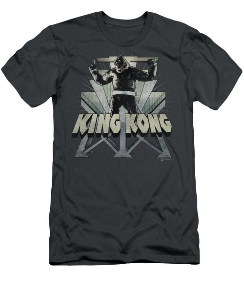 King Kong - 8th Wonder Men's T-Shirt (Slim Fit) by Brand A