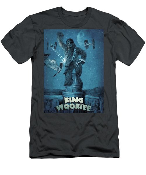 King Wookiee Men's T-Shirt (Athletic Fit)
