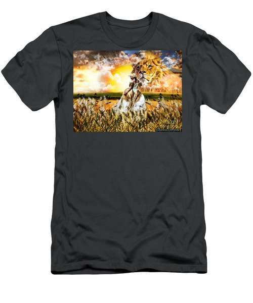 Kingdom Gold Men's T-Shirt (Athletic Fit)