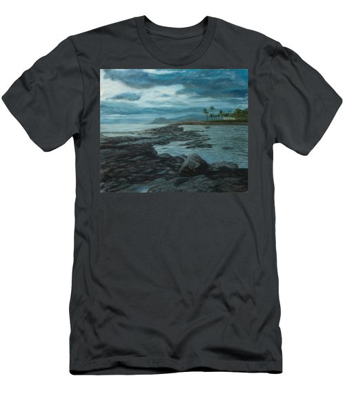 Ko'olina Afternoon Men's T-Shirt (Athletic Fit)