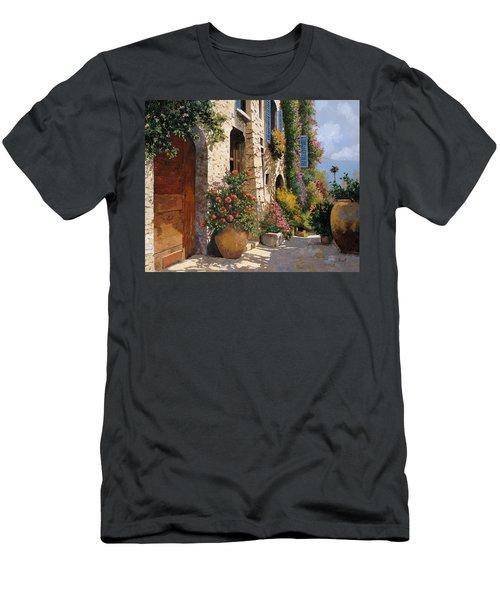 La Bella Strada Men's T-Shirt (Athletic Fit)