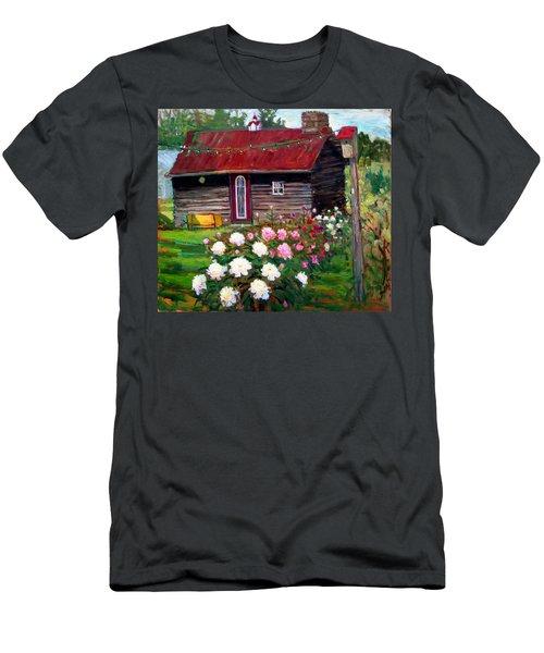 La007 Men's T-Shirt (Athletic Fit)