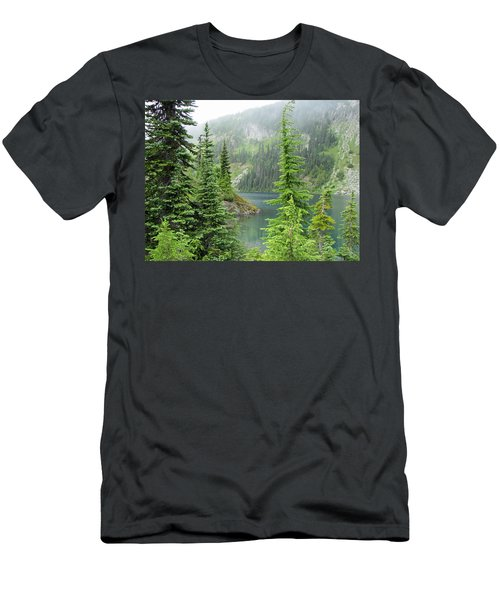 Lake Eunice II Men's T-Shirt (Athletic Fit)