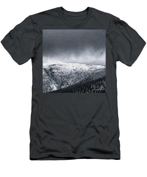 Land Shapes 2 Men's T-Shirt (Athletic Fit)