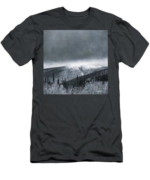 Land Shapes 3 Men's T-Shirt (Athletic Fit)