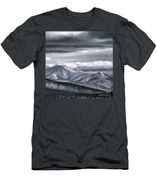 Land Shapes 4 Men's T-Shirt (Athletic Fit)