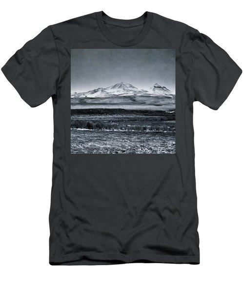 Land Shapes 7 Men's T-Shirt (Athletic Fit)