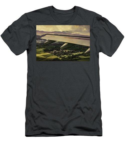 Landing Men's T-Shirt (Athletic Fit)
