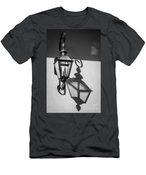 Lantern Reflection Men's T-Shirt (Athletic Fit)
