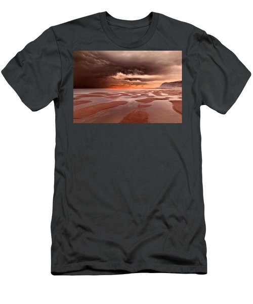 Last Breath Men's T-Shirt (Athletic Fit)