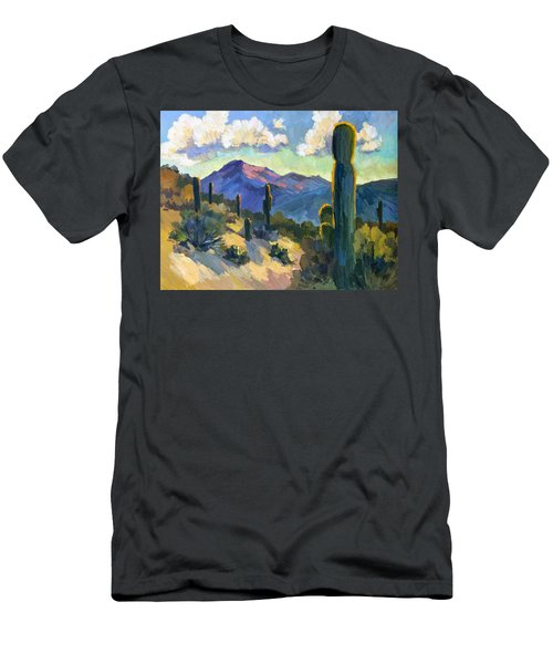 Late Afternoon Tucson Men's T-Shirt (Athletic Fit)