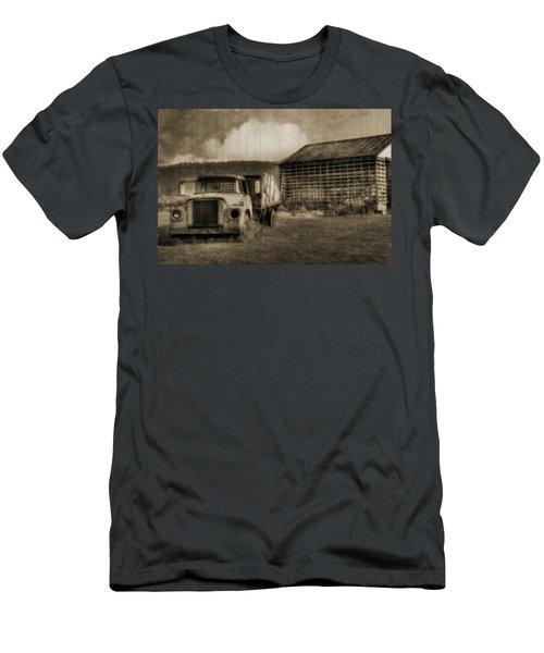 Latsha Lumber Company Men's T-Shirt (Athletic Fit)