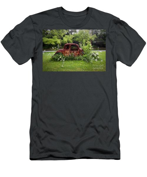 Lawn Ornament Men's T-Shirt (Athletic Fit)