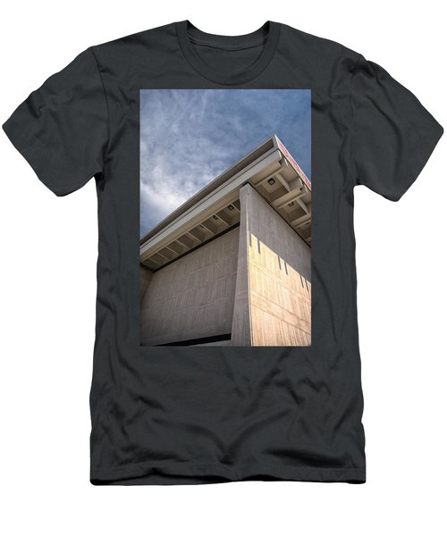 Lbj Library And Museum Men's T-Shirt (Athletic Fit)