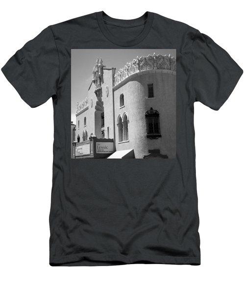 Lensic Bw Men's T-Shirt (Athletic Fit)