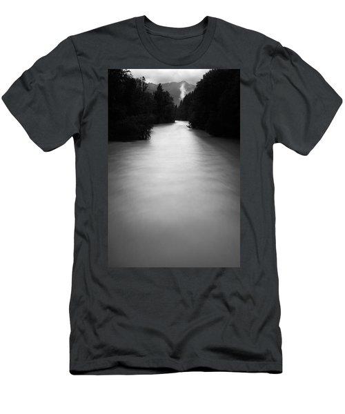 Let The Light Flood In Men's T-Shirt (Athletic Fit)