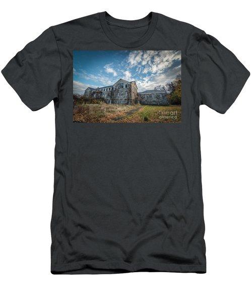 Letchworth Village Morgue  Men's T-Shirt (Athletic Fit)