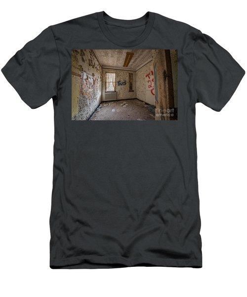 Letchworth Village Room  Men's T-Shirt (Athletic Fit)