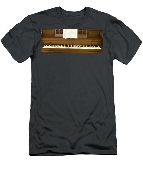 Let's All Sing Together Men's T-Shirt (Athletic Fit)