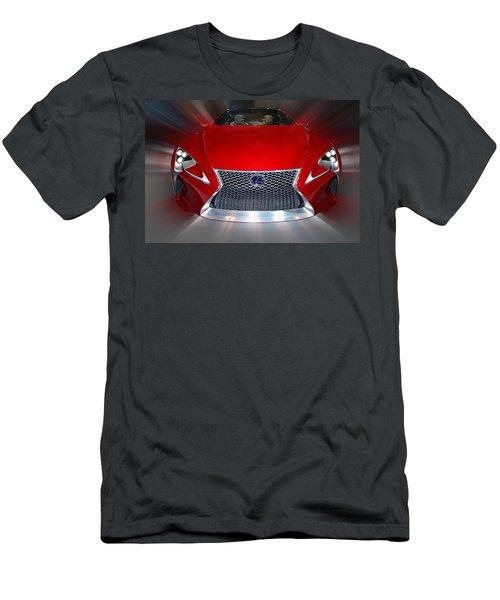 Lexus L F - L C Hybrid 2013 Men's T-Shirt (Athletic Fit)