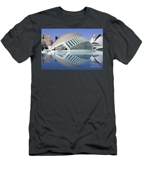 L'hemispheric Valencia Men's T-Shirt (Athletic Fit)