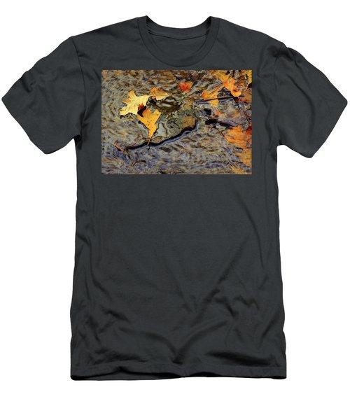 Life Flows Men's T-Shirt (Athletic Fit)