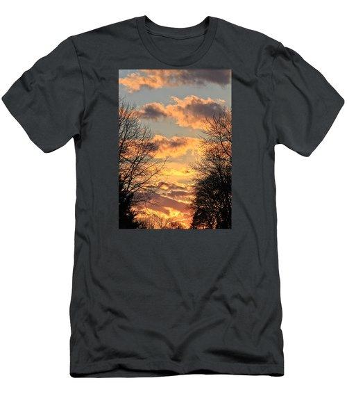 Light Catcher Men's T-Shirt (Slim Fit) by Julie Andel