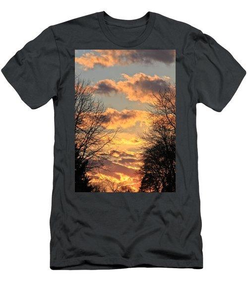 Light Catcher Men's T-Shirt (Athletic Fit)