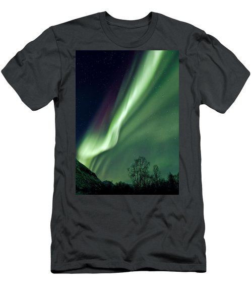 Light In The Sky Men's T-Shirt (Athletic Fit)