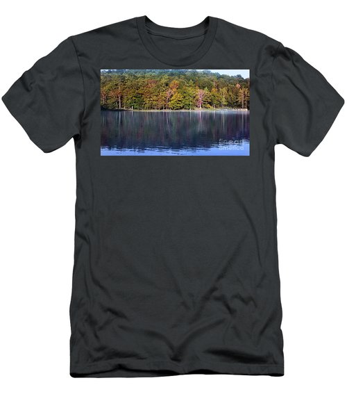 Little Beaver Lake Men's T-Shirt (Athletic Fit)
