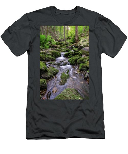 Little Bush Kill Men's T-Shirt (Athletic Fit)