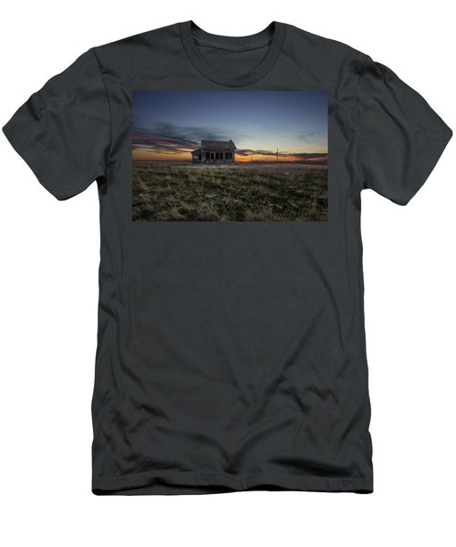 Little House On The Prairie Men's T-Shirt (Athletic Fit)