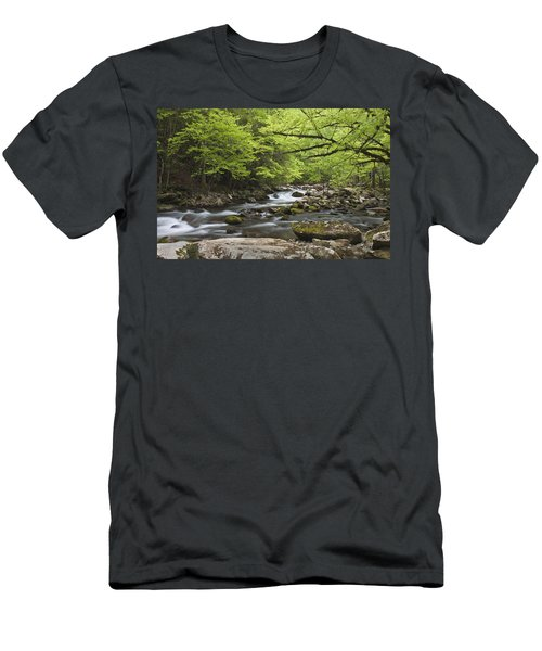 Little River Respite Men's T-Shirt (Athletic Fit)