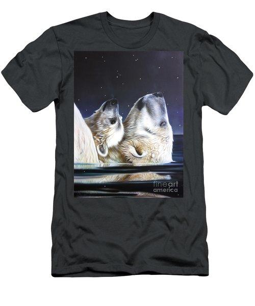 Little Star Men's T-Shirt (Athletic Fit)