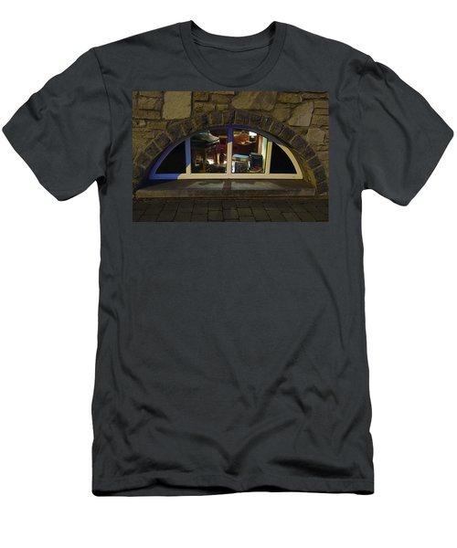 Little Window Men's T-Shirt (Athletic Fit)