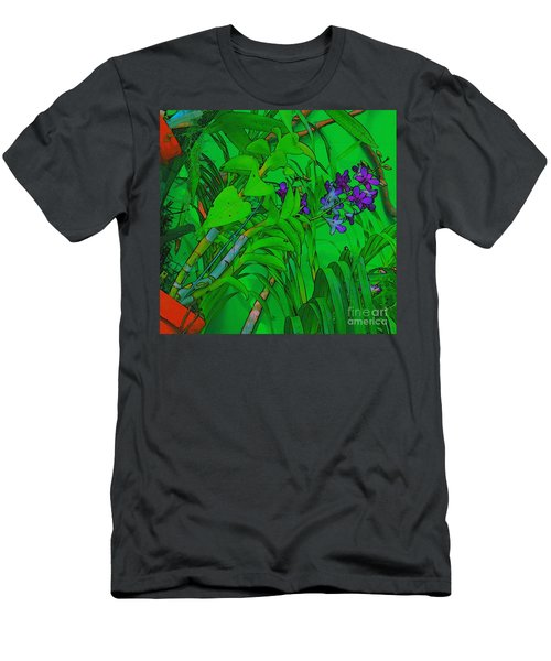 Living Wall Art Men's T-Shirt (Athletic Fit)